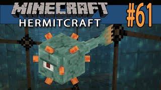 Minecraft Guardian Cage - Hermitcraft #61
