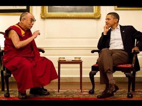 Le régime chinois condamne la rencontre entre Obama et le Dalai Lama
