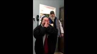 4 Sisters Surprise Parents For Christmas - Complete Home Renovation!