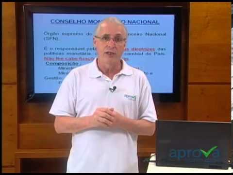Aula De Conhecimentos Banc�rios - Concurso Banco Do Brasil