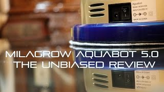 Milagrow Aquabot 5.0 - The Unbiased Review