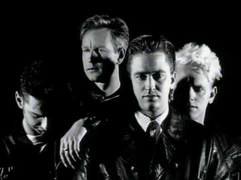 Thumbnail of video Depeche Mode - Enjoy The Silence