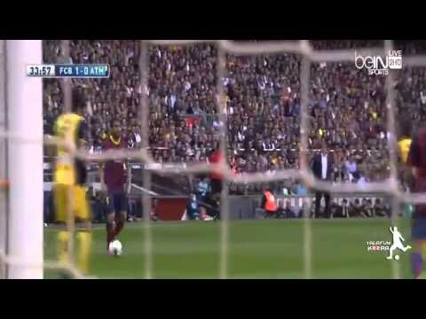 FC Barcelona vs Atletico Madrid 1-1 All Goals & Full Highlights (LA LIGA 2014) 17/05/2014 HD