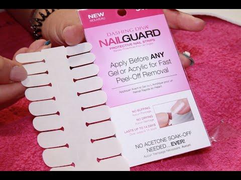 Dashing Diva's NailGuard Turns Soak-off Gel into Peel-Off Gel