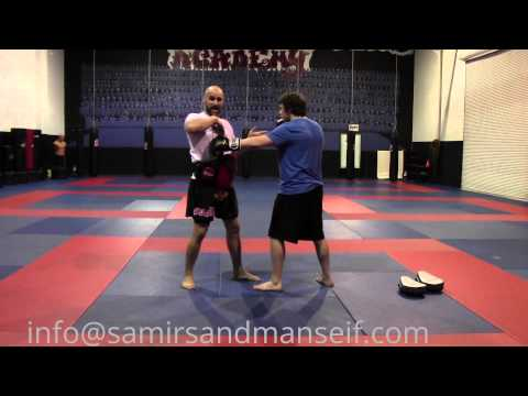Muay Thai Tutorial on Elbows,Knees,Hooks,Uppercuts Image 1