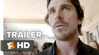 Knight of Cups Official Theatrical Trailer #1 (2015) - Christian Bale, Cate Blanchett Movie HD - Продолжительность: 2 минуты 22 секунды
