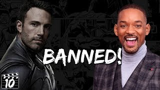 Top 10 Actors Marvel Will Never Hire - Part 3