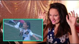 Download Lagu Vocal Coach REACTS to 7 Year-Old Crushes National Anthem! Gratis STAFABAND