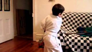 Karate Kid Fail