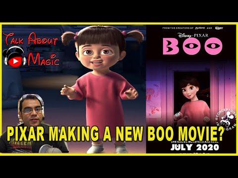 New Disney Pixar Movie Boo Coming In 2020 | Monsters Inc. | Pixar