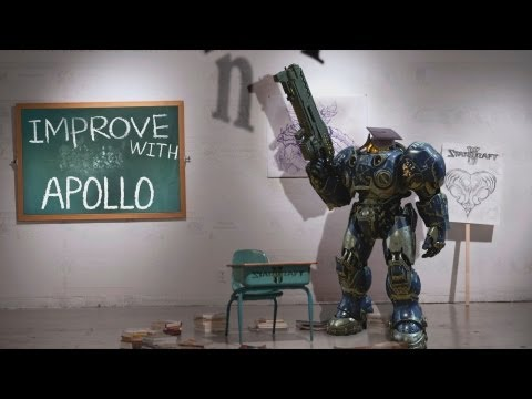 Improve with Apollo HotS - Episode #13 Silver Zerg