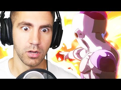 WHAT IS FRIEZA DOING?! – Dragon Ball Fighterz Story English Dub - Part 6 | Pungence
