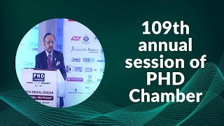 109th annual session of PHD Chamber