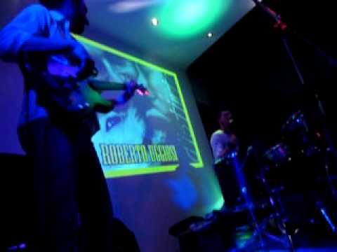 Jimi Hendrix Tribute Stay Free Band  Angel @ Live Black & White 26.03.2011