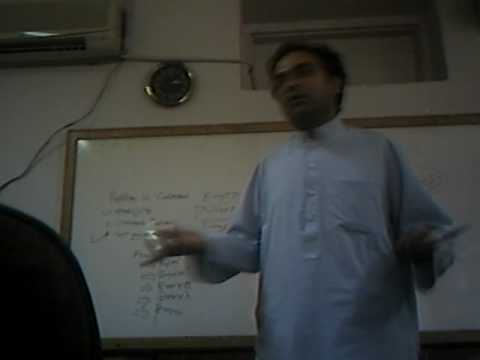 Janas Khan in class BIT Batch 3rd DCS, UoP