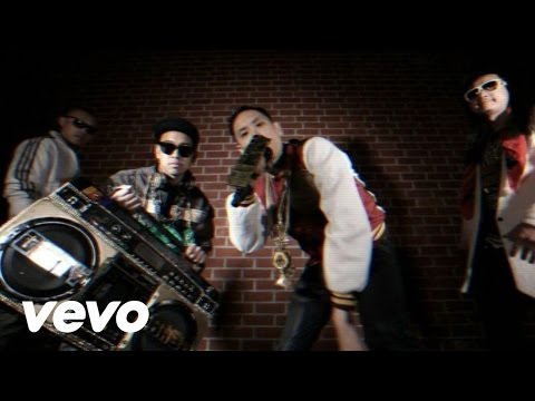 Far East Movement - Dirty Bass Boombox Sessions / Dirty Bass