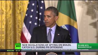 Wikileaks: NSA Spied on top Brazilian officials