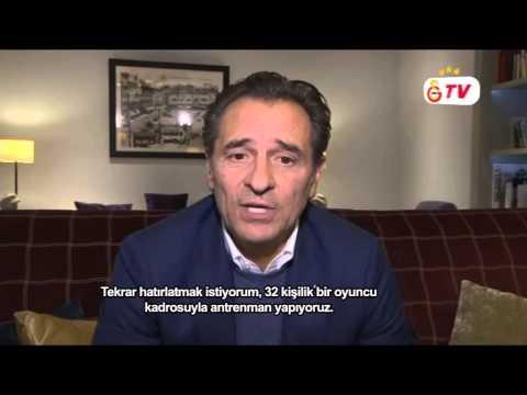 FUTBOL | Cesare Prandelli'den Açıklamalar