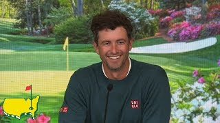 Adam Scott 's Second Round Interview