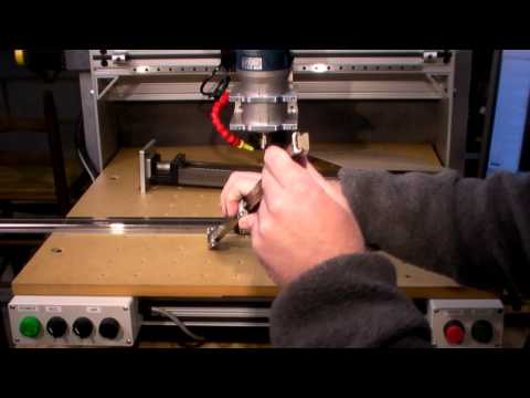 Homemade DIY CNC Series - Intro to Linear Rails - Neo7CNC.com - Episode 1