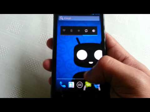NEW CYANOGENMOD 10 (ANDROID 4.1 JELLYBEAN)