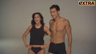 Mario Lopez Models Underwear in Sexy Photo Shoot