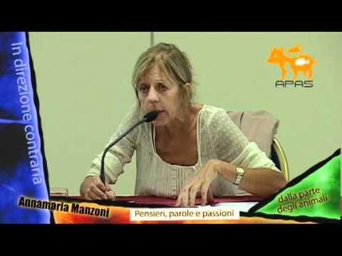 """Conferenza di Annamaria Manzoni """"In direzione contraria"""" – Seconda parte"""