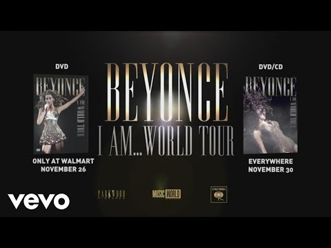 Sonerie telefon » Beyoncé – I AM…World Tour DVD Teaser 1