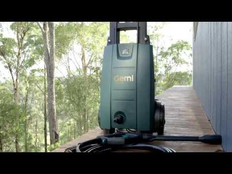 Gerni Classic 115.3CAR Pressure Washer