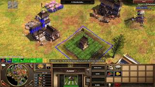 Let's Battle Together Age of Empires III - 143 - Krampf der Giganten [Battlebrothers/HD+]