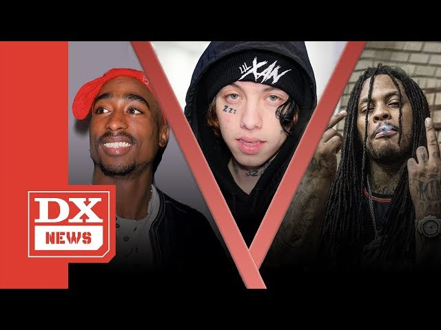 Lil Xan Is Staying In Hip Hop Despite Waka Flocka's Anger Over Tupac Comments