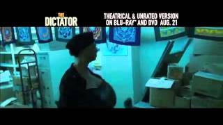 The Dictator- Banned and Unrated Deleted Scene.