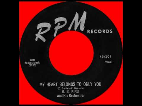 B.B. King - My Heart Belongs To You