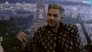 Adam Lambert Quick Fire Questions And Festival Tips | FULL INTERVIEW