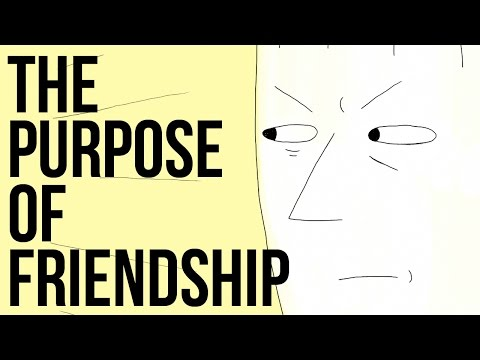 The Purpose of Friendship