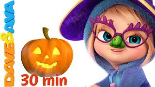 🎃 If You're Monster and You Know It + More Kids Songs for Halloween from Dave and Ava 🎃