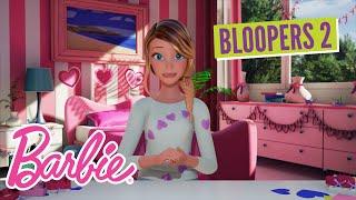 Barbie Bloopers (Part 2!) | Barbie
