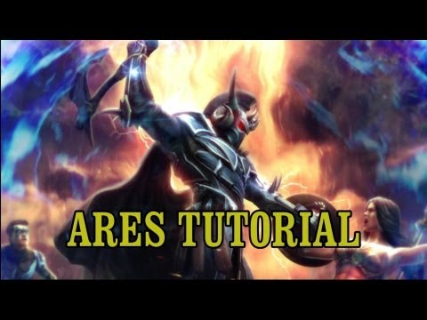 Injustice Ares Tutorial