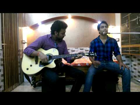 Teeja Tera Rang - Maula Mere Lele Meri Jaan - Chak De India - Guitar Cover - Palash & Faizan video