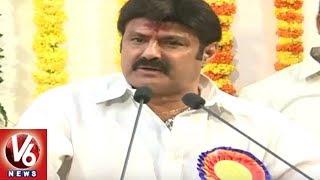 Balakrishna Speech At Basavatarakam Cancer Hospital 18th Anniversary Celebrations  - netivaarthalu.com