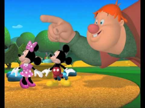 Miki Farenin Kulüp Evi – Mikinin yardimci elleri