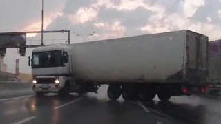 Fail Compilation of Driving in Russia AUGUST 2015 #1