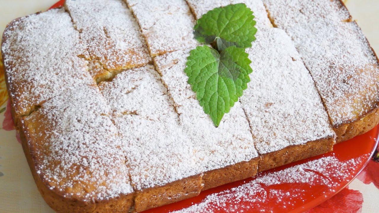Рецепт кекса на сметане рецепт