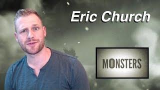 Download Lagu Eric Church - Monsters | Reaction Gratis STAFABAND
