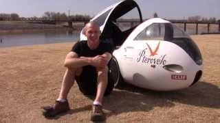 Ptero (winged) velo (bicycle)