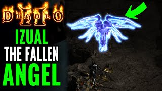 Diablo 2: The Tragedy of the Fallen Angel Izual