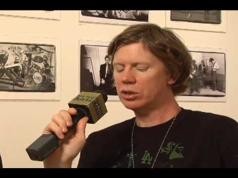 NYNOISE.TV | Thurston Moore and Byron Coley on Bush Tetras