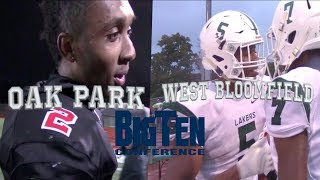 Future of the Big Ten on Display | Oak Park vs West Bloomfield