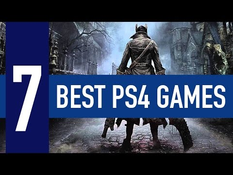 7 best games PS4 has to offer right now