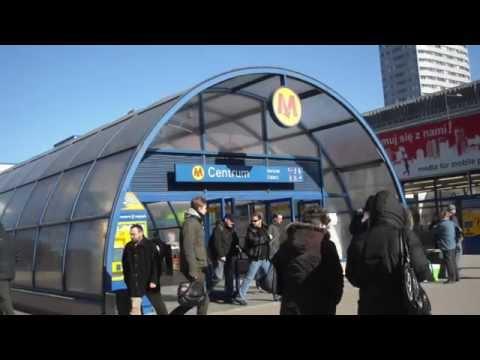 Metro W Warszawie - Historie Nieznane #1